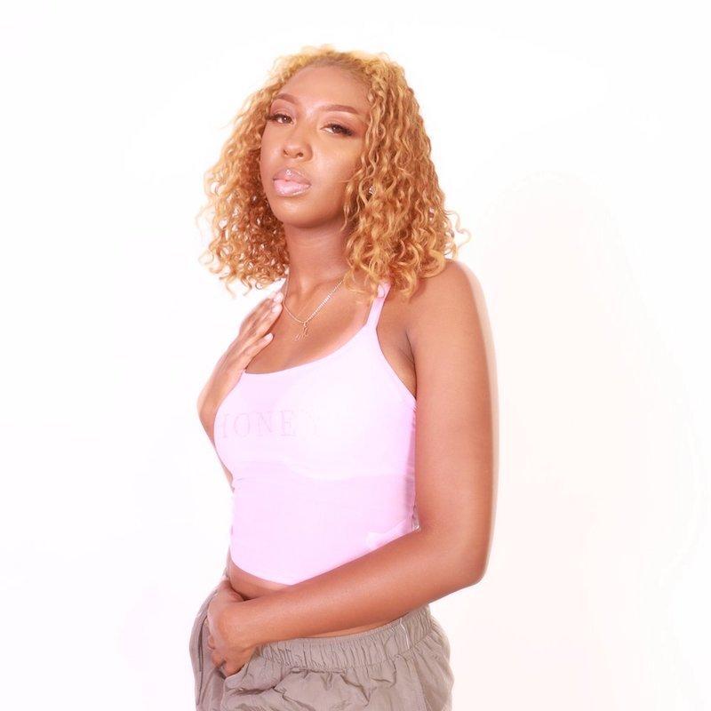 Jazzy Monika press photo