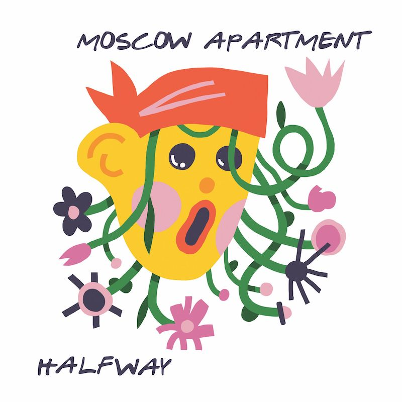 """Moscow Apartment - """"Halfway"""" cover"""