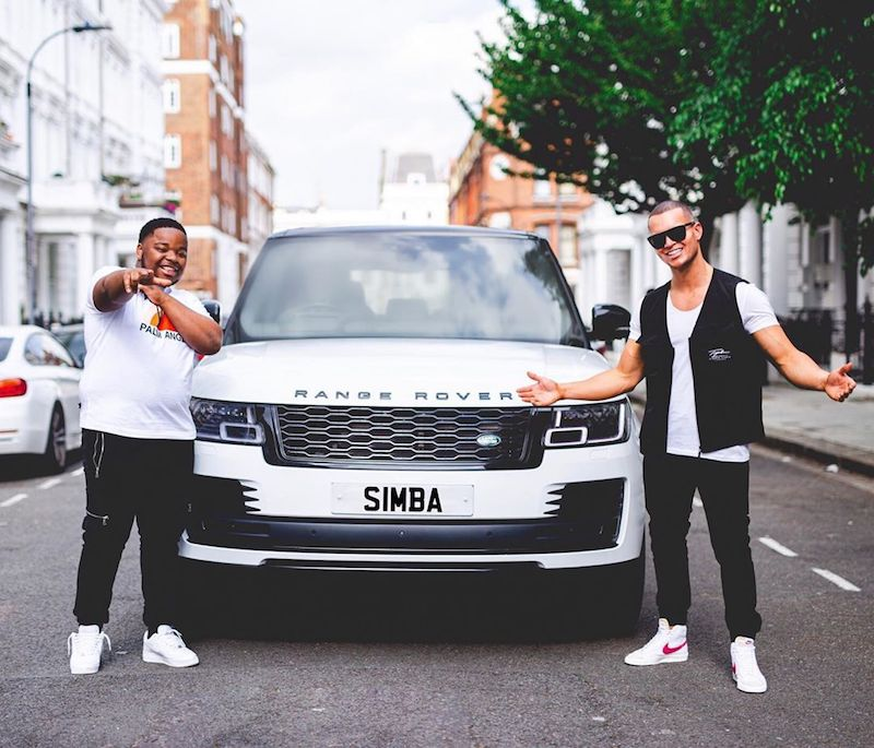 S1MBA and Joel Corry photo by @EVPro_