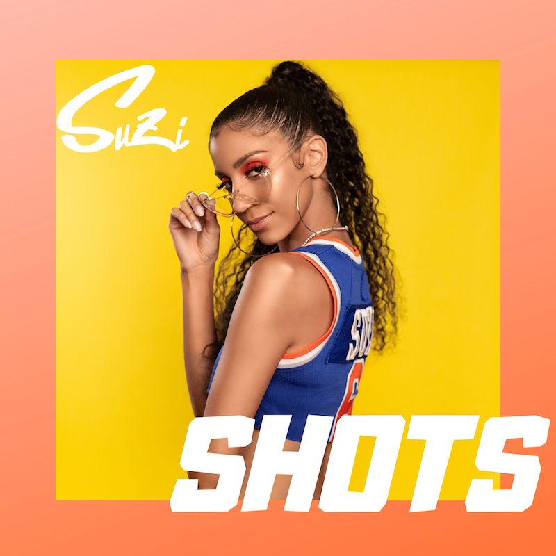 "SUZI - ""Shots"" cover"