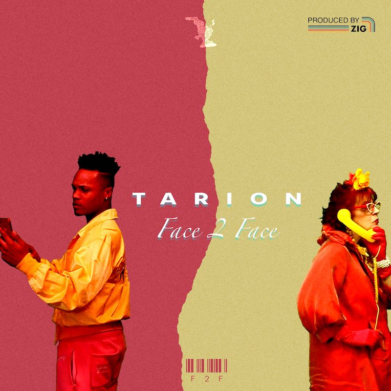 "Tarion - ""Face 2 Face"" cover"