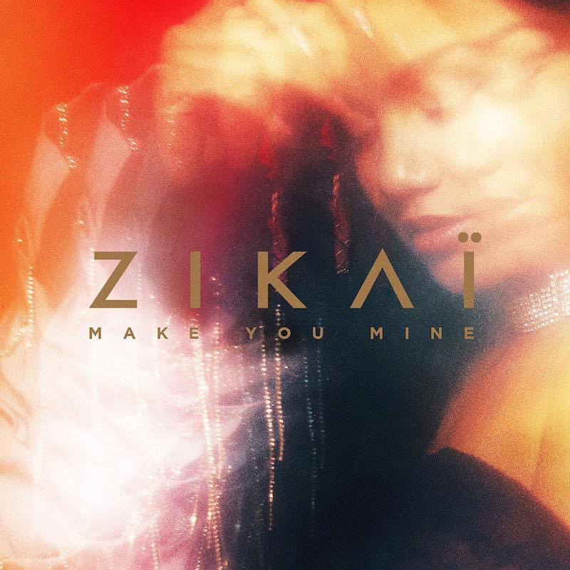 "Zikai - ""Make You Mine EP cover"