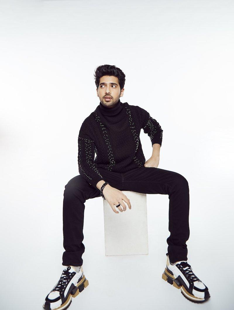 Armaan Malik press photo