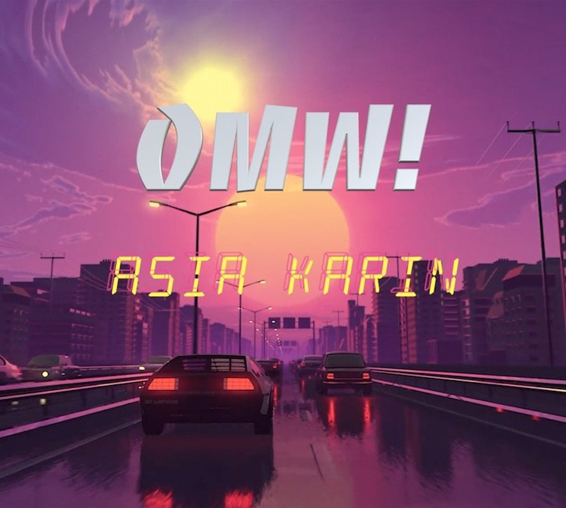 "Asia Karin - ""Omw!"" cover"