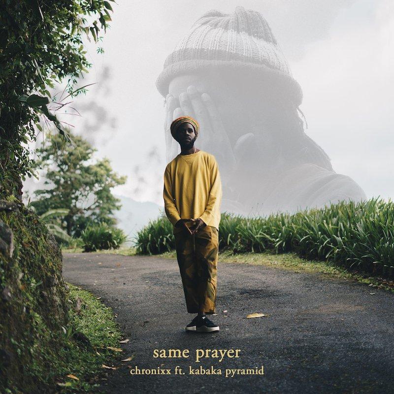 """Chronixx - """"Same Prayer"""" cover"""