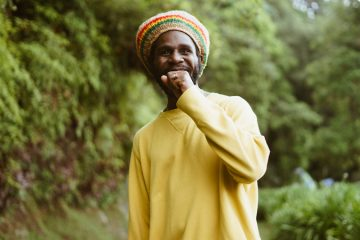 Chronixx press photo by eL Peru