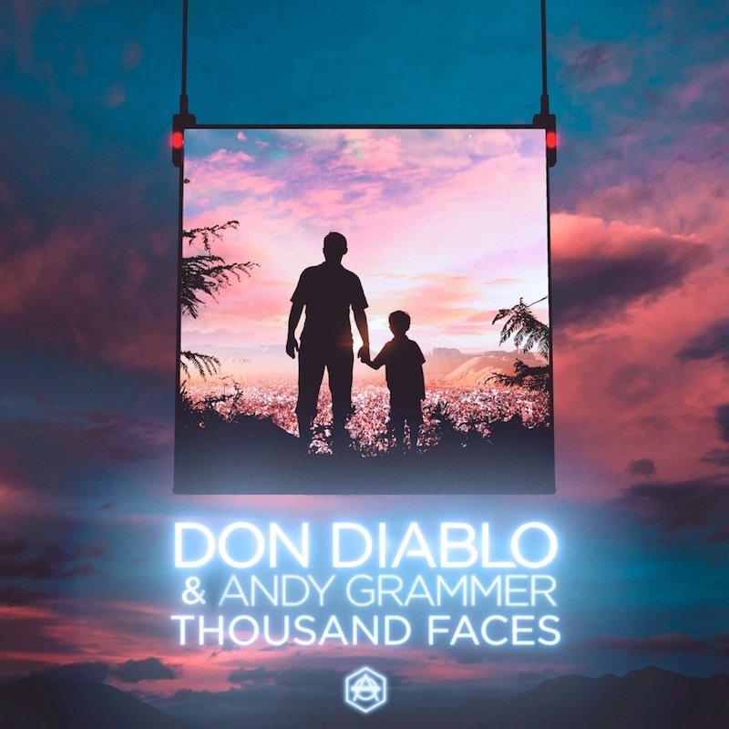 "Don Diablo & Andy Grammer - ""Thousand Faces"" cover"