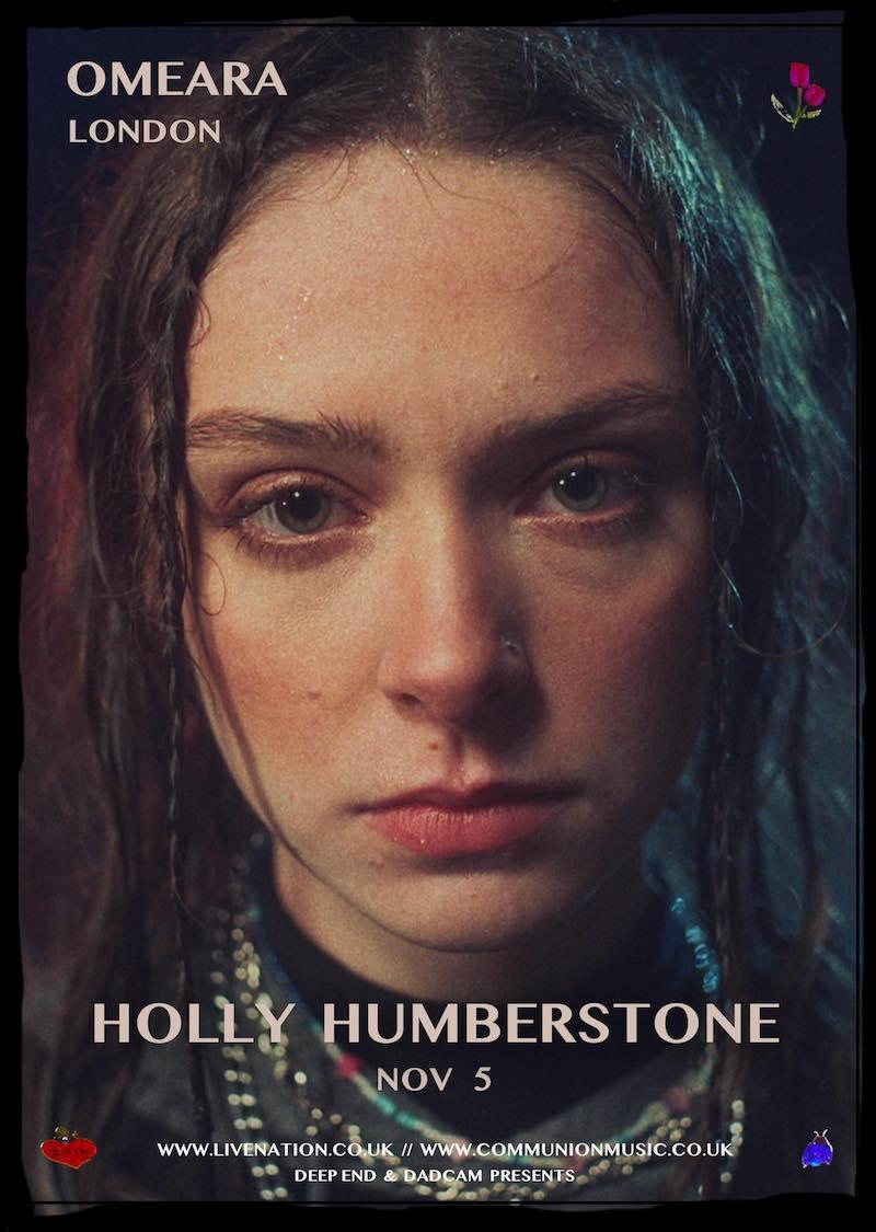 Holly Humberstone London Sho Nov. 5, 2020