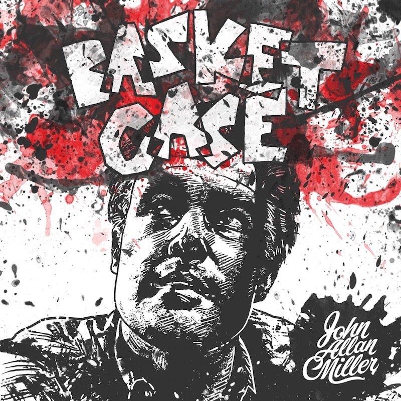 "John Allan Miller - ""Basket Case"" cover"