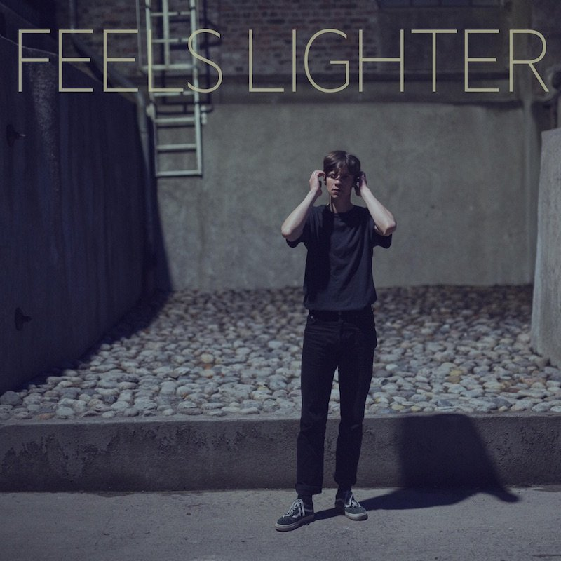 "Kristian Grostad - ""Feels Lighter"" cover"