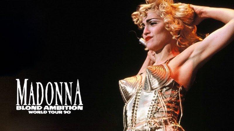 Madonna Blonde Ambition Tour