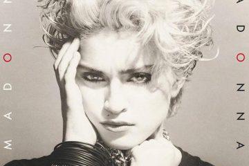 Madonna album cover