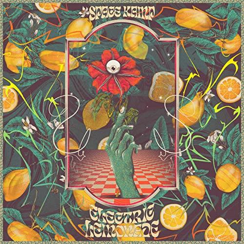 """Space Kamp - """"Electric Lemonade cover"""