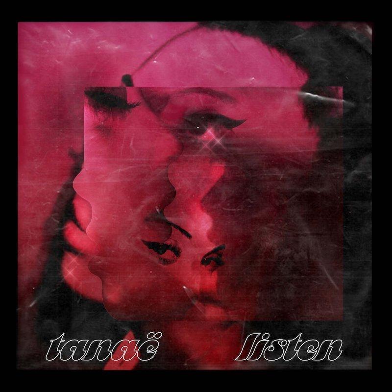 """Tanaë - """"Listen"""" cover"""