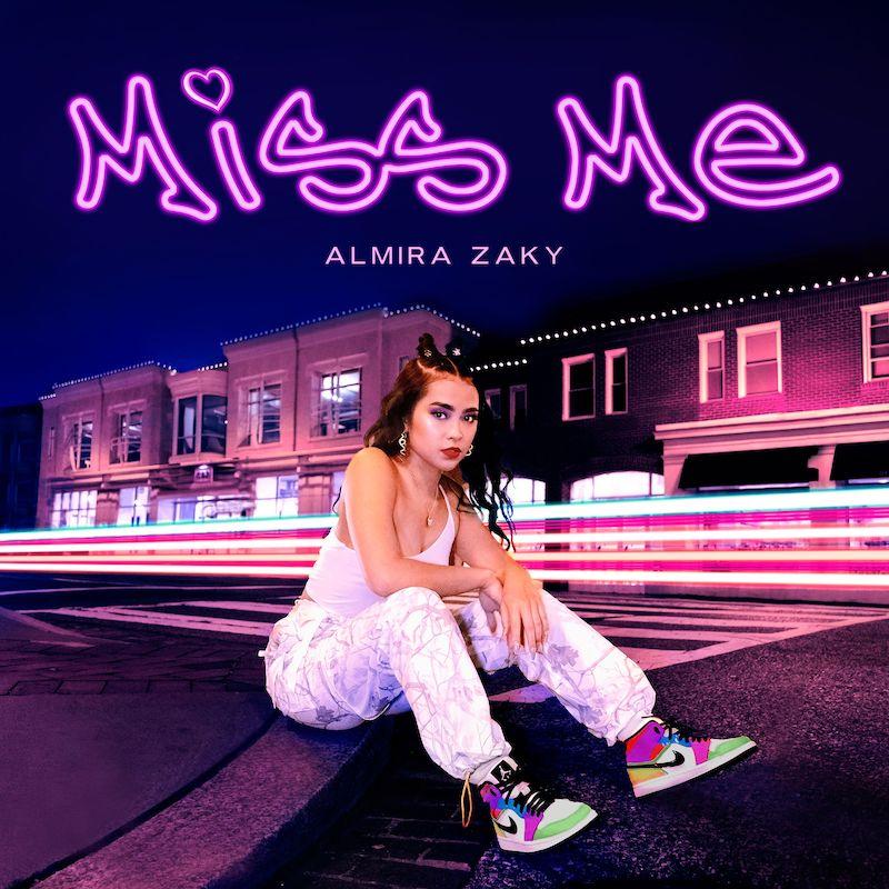 "Almira Zaky - ""Miss Me"" cover"