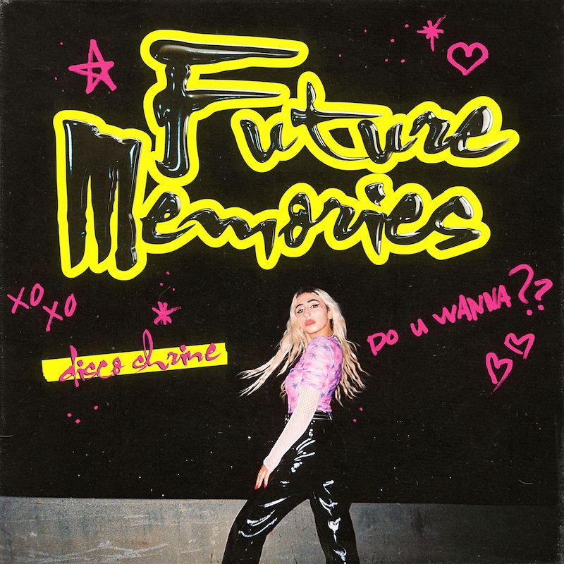 "Disco Shrine - ""Future Memories"" cover"