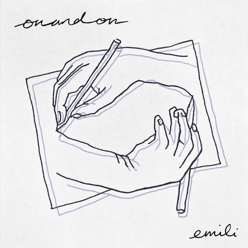 """Emili - """"On and On"""" cover"""