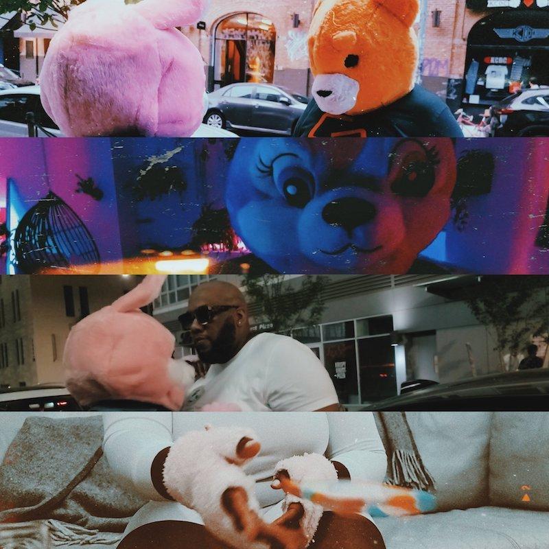 "FAT Fly Freddie Lee - ""Side of Mac & Cheese Too"" video shots"