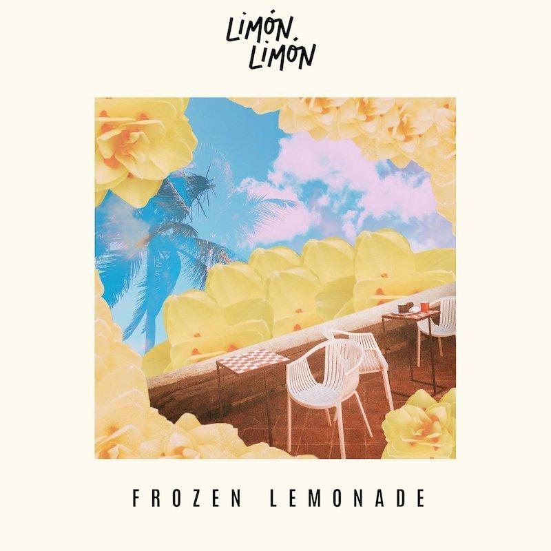 """Limón Limón - """"Frozen Lemonade"""" cover"""
