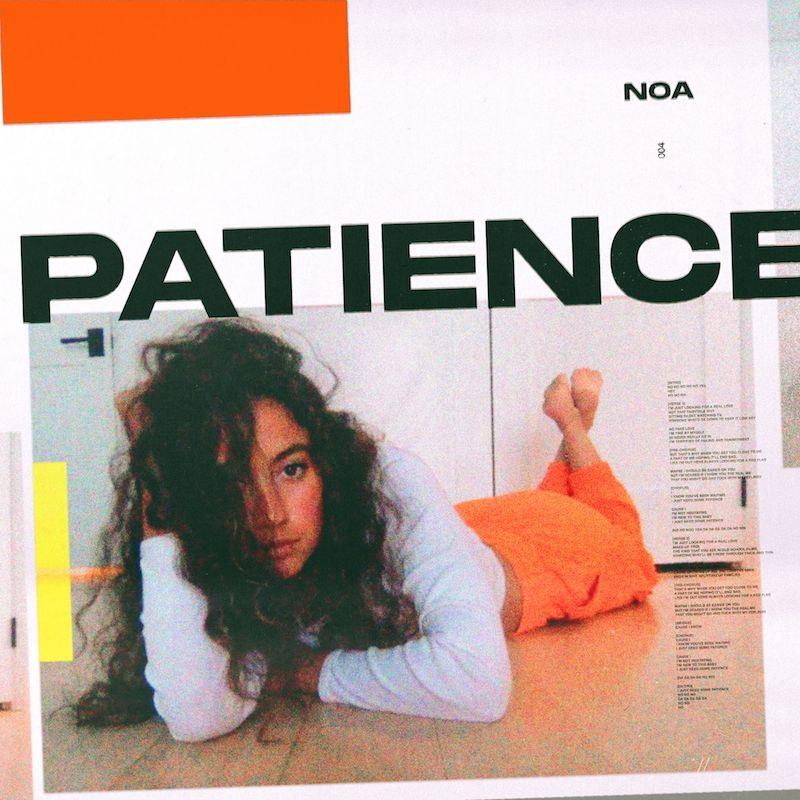 """NOA - """"Patience"""" cover"""