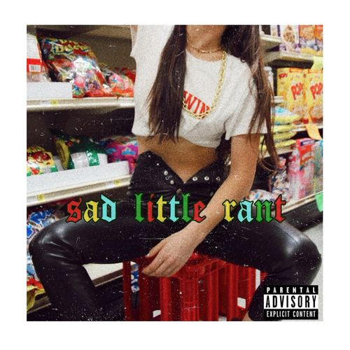 "Natalie Carr - ""Sad Little Rant"" cover"