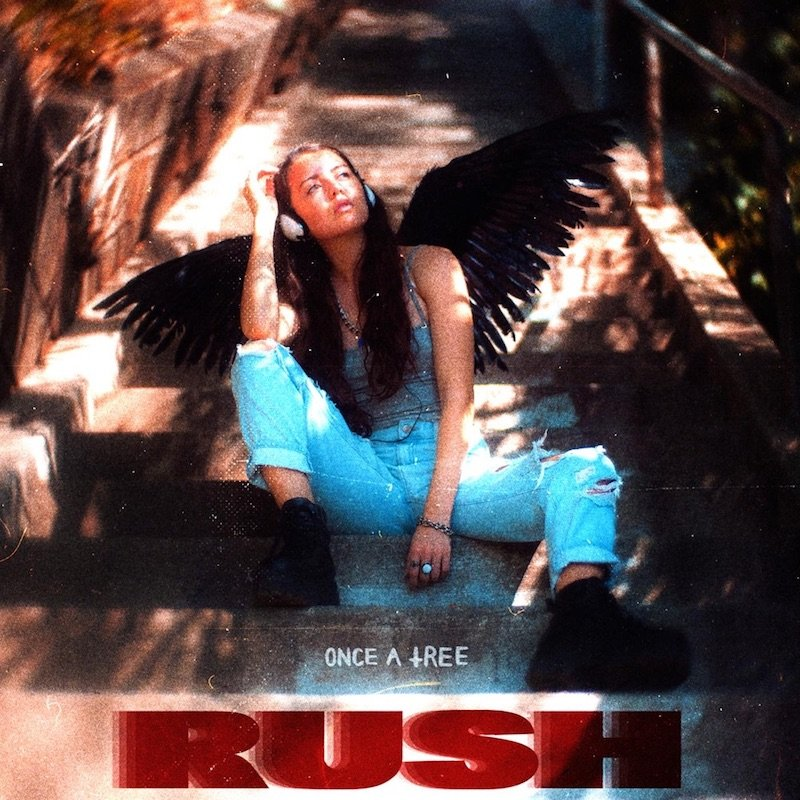 """Once A Tree - """"Rush"""" cover"""