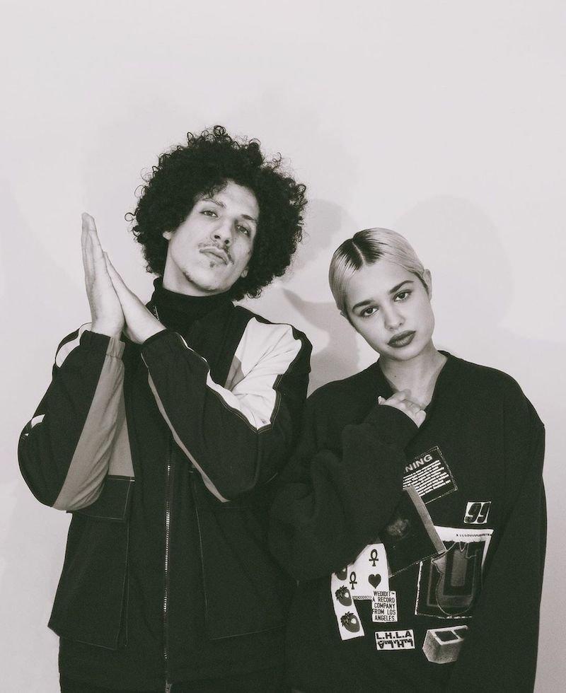 Rilès & Tommy Genesis press photo