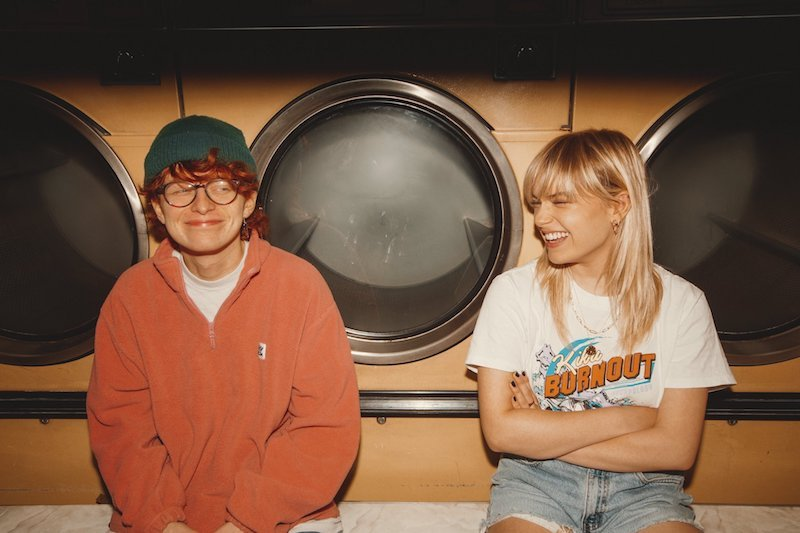 Sody and Cavetown press photo