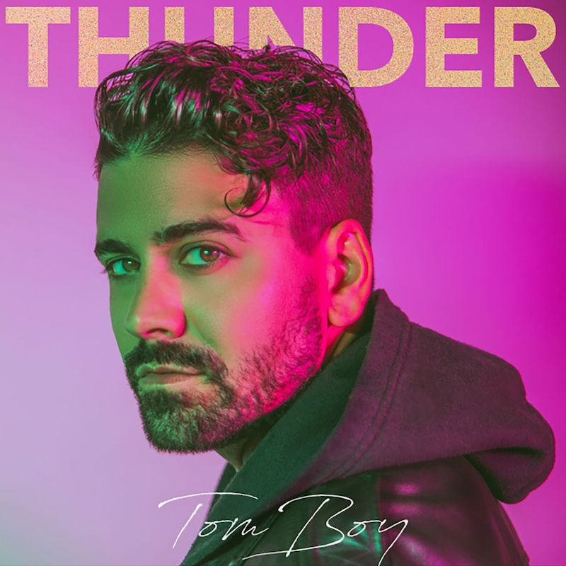"""Tom Boy - """"Thunder"""" cover"""