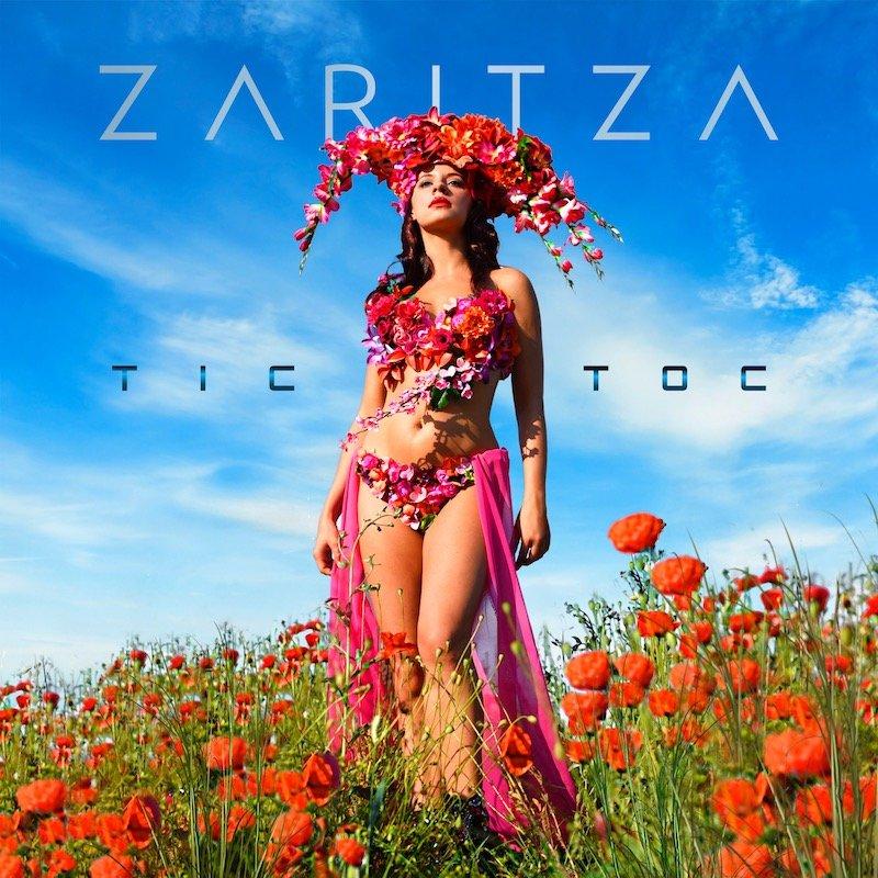"""Zaritza - """"Tic Toc"""" cover"""