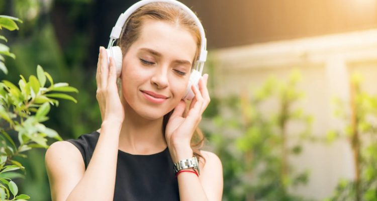 music is a self-care tool