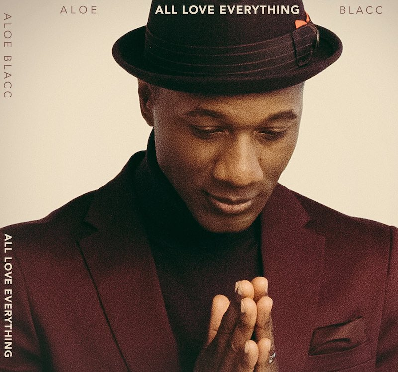 Aloe Blacc - All Love Everything cover