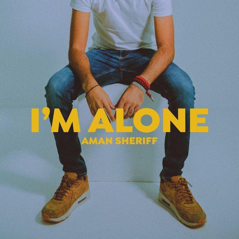 "Aman Sheriff - ""I'm Alone"" cover"