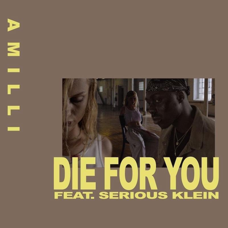 "Amilli – ""Die for You"" cover"