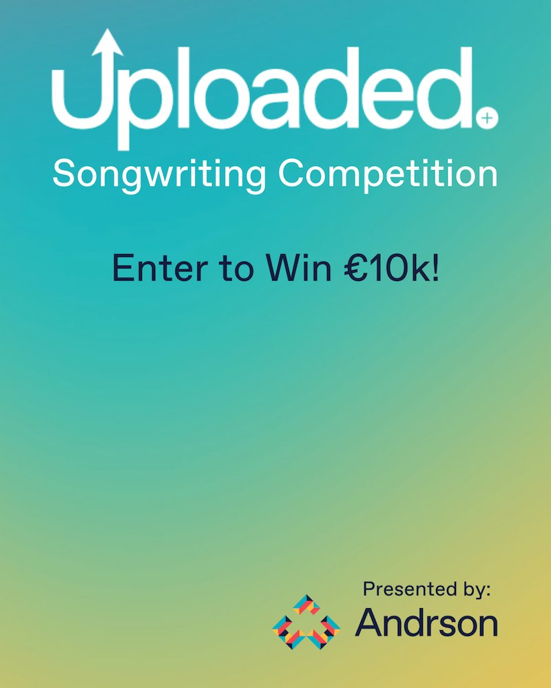 """Andrson launches international song contest, entitled, """"Uploaded"""""""