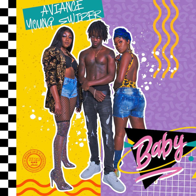 Aviance & Young Swiper - Baby cover