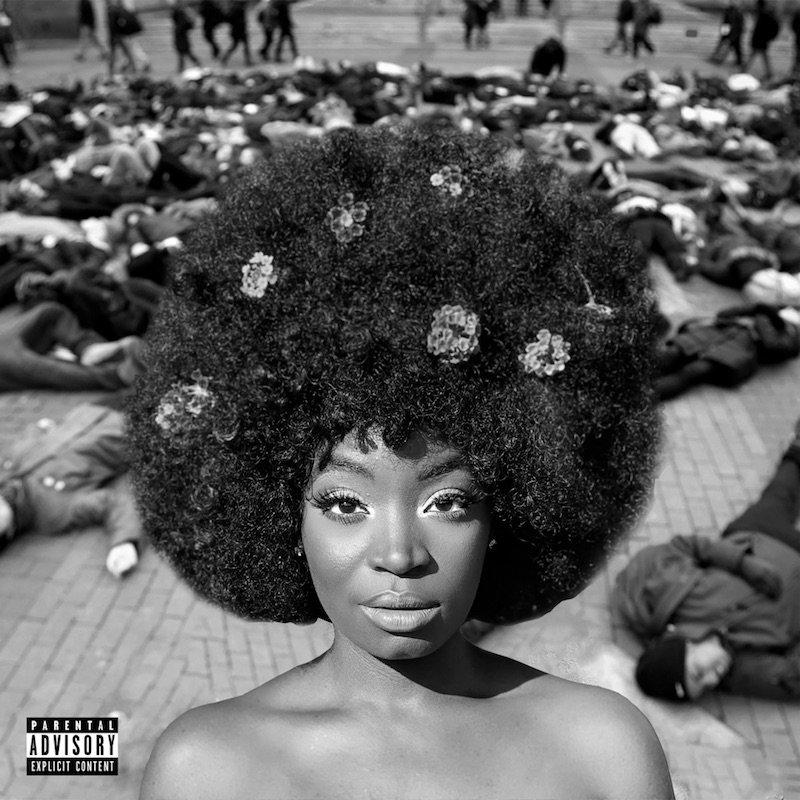 """Cocoa Sarai - """"Strange Fame"""" cover"""