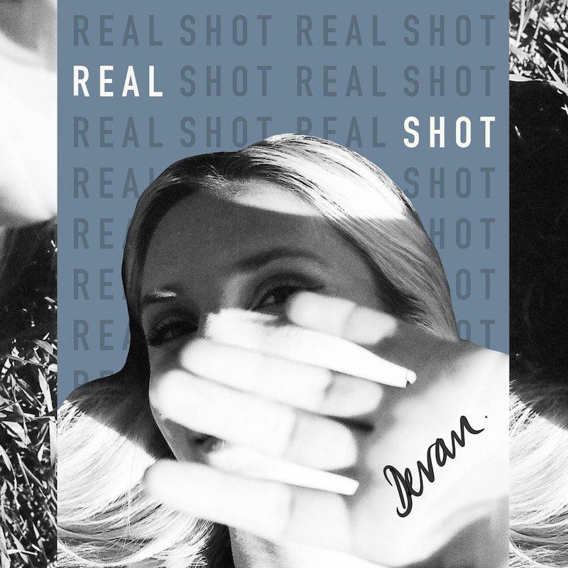 """Devan - """"Real Shot"""" cover"""