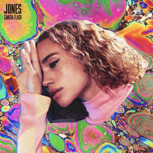 "JONES - ""Camera Flash"" cover"