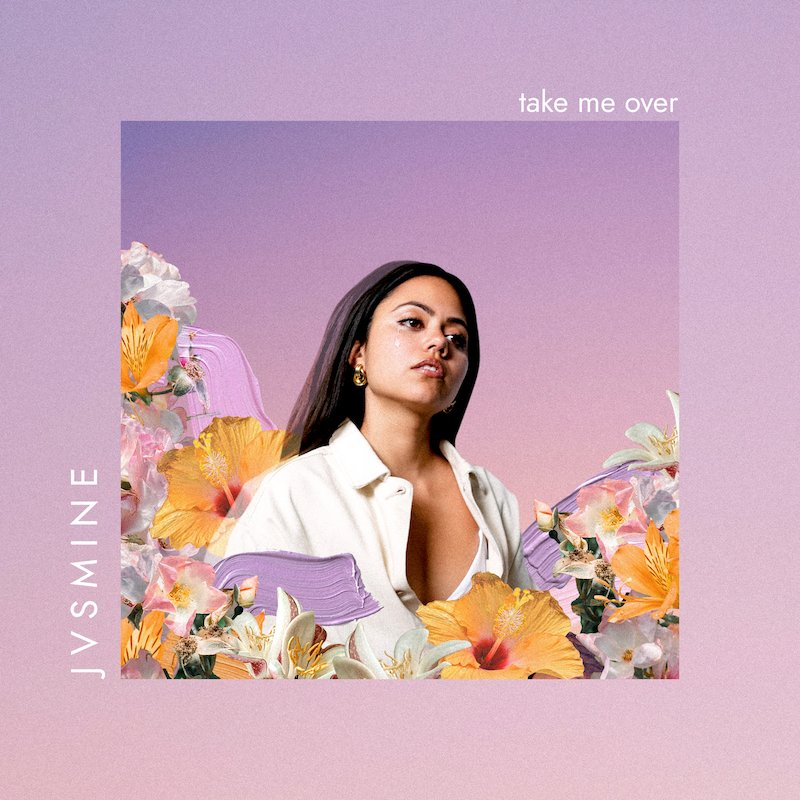 "JVSMINE - ""Take Me Over"" cover art"