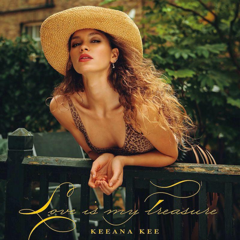 "Keeana Kee - ""Love is My Treasure"" cover"