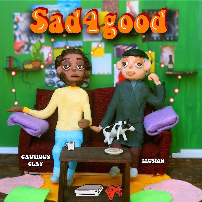 "LLusion - ""Sad4good"" cover"