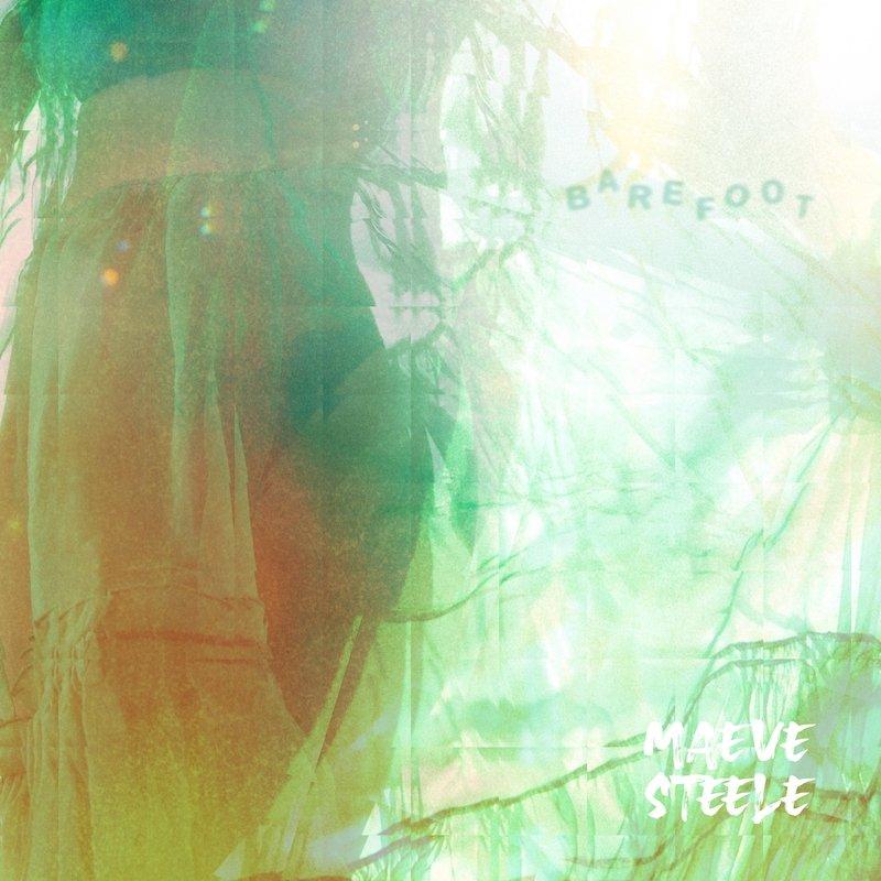 "Maeve Steele - ""Barefoot"" cover art"