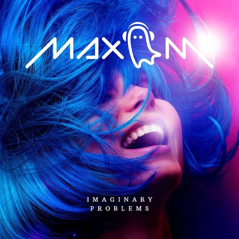 "Max M - ""Imaginary Problems"" cover"