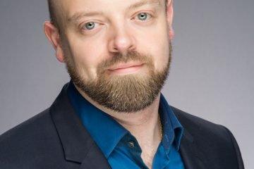 Max M press photo head shot