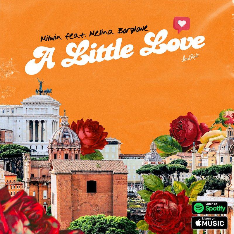 "Milwin - ""Little Love"" cover"