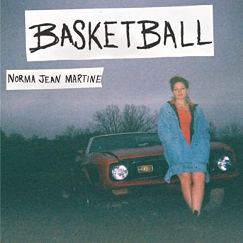 Norma Jean Martine - Portada