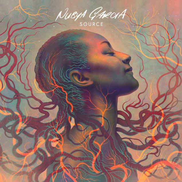 "Nubya Garcia – ""SOURCE"" cover art"