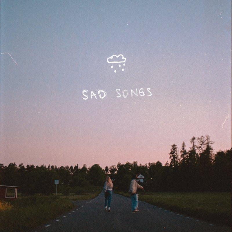 SHY Martin - Sad Songs EP cover