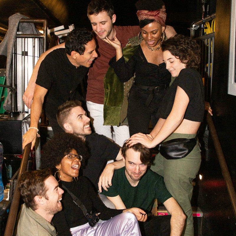 Sammy Rae & The Friends press photo by Jen Vesp
